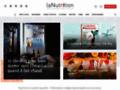 nutrition sur www.lanutrition.fr