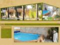 Gite à Aix en Provence avec Piscine Intérieure Privative