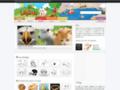 Lapinou - Coloriages en ligne