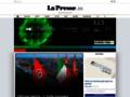 tunis sur www.lapresse.tn