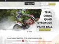 Balades quad Seine et Marne -  Larchant Motos 77
