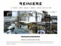 La Rinière, entreprise d'ébénistes à Nice et dans le 06