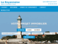 Agence La Royannaise Charente Maritime - Royan