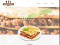 Détails : Lasagne : Un édifice gourmand