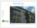 Détails : Teasual : lasure beton et prestation de beton lasuré
