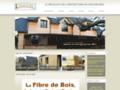 Construction de maison en bois dans l'Eure