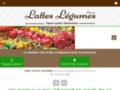 Détails : Légumes et Fruits - Lattes