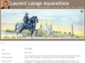 Laurent Laloge aquarelles