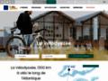 La balade à vélo du sentier côtier français : La Vélodyssée
