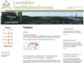 Lavendelns förra hemsida