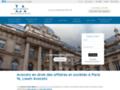 Détails : Avocat à Paris 16, Lawin Avocats