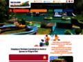 Camping en Dordogne avec parc aquatique Le Bos