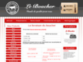 Détails : Le Boucher