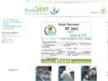 Voir la fiche détaillée : Etude Thermique du Bureau Vert