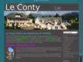 Le Conty : Résidence de vacances à Annecy