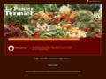 Détails : Le Panier Fermier - Fruits et Légumes - Lettret