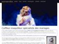 Le relook d'Eynzo - Coiffure et Maquillage de Mariage à domicile, Hérault