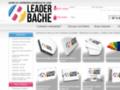 Impression bache pas cher, dibond, akylux et grand format imprimerie en ligne - Leader Bache