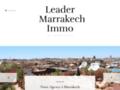 Détails : Agence Immobilière Marrakech