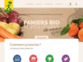 Le Campanier panier de fruits et légumes Bio Paris