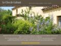 Détails : Le Clos de gabant : 2  Gîtes en Provence à Vaison la Romaine, location