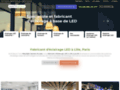 Détails : Matylight Sameco Europe, Éclairage LED pour professionnels et particuliers