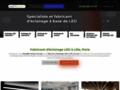 Matylight Sameco Europe, Éclairage LED pour professionnels et particuliers