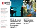 Détails : Legatineauexpress.com : Le magazine de l'actualité