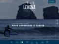 Cours de surf à Hendaye