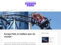 Le meilleur parc du monde : Tout savoir sur Europa park