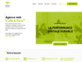 communication citronnée - Agence creation site e-commerce et boutique en ligne, Lemon Interactive