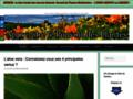 recuperateur eau pluie sur www.lemonde-des-plantes.com