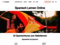 apprendre espagnol sur www.lengalia.com