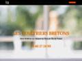 Fourniture et Installation de fenêtre bois LEUL : Les Fenêtrier Bretons