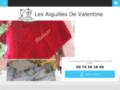 Détails : Les Aiguilles de Valentine