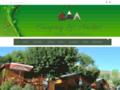 Les Auches Camping Caravaneige