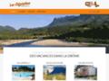 Camping Club Les Clorinthes - Crest