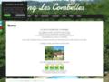 Camping à la Ferme - Les Combelles - Périgord Dordogne