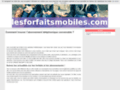 forfaits mobiles sur www.lesforfaitsmobiles.com