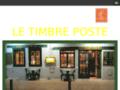 Le Timbre Poste