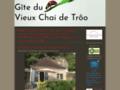 Détails : Gîte semi-troglodyte du Vieux Chai de Trôo
