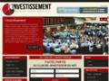 Apprendre � boursicoter sur linvestissement.net