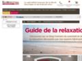 lit relaxation sur www.lit-electrique.fr