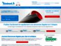 Capture du site http://www.litinerant.fr