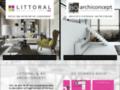 Détails : Littoral Mobilier & BO Archiconcept, Meubles contemporains à Tours (37)