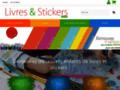 Détails : lien vers livres-et-stickers.com