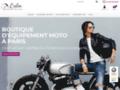 Détails : Vêtements moto femme
