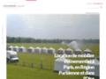 Détails : Location de mobilier pour des événements à Paris - LocaProd Evénement