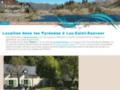 location luz saint sauveur hautes pyrenees france esquieze sere qualite locations studio chalet resi