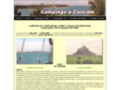 2 campings de mobil-home � Cancale